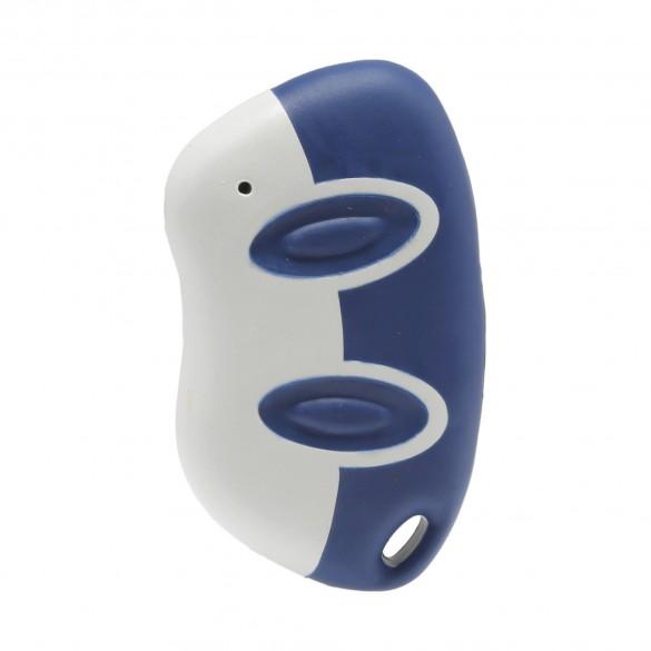 LCR 2-Button Key Chain Remote - Usautomatic Keychain Transmitter USAutomatic 030216