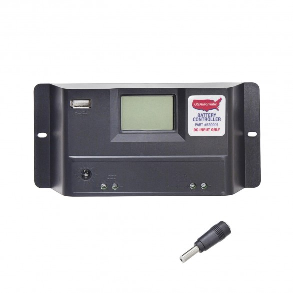 2 Amp AC Charger / Charge Controller - USAutomatic 520001