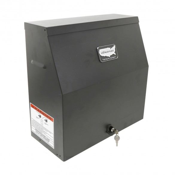 Complete Cabinet for Patriot Swing Gate Openers - USAutomatic 600020