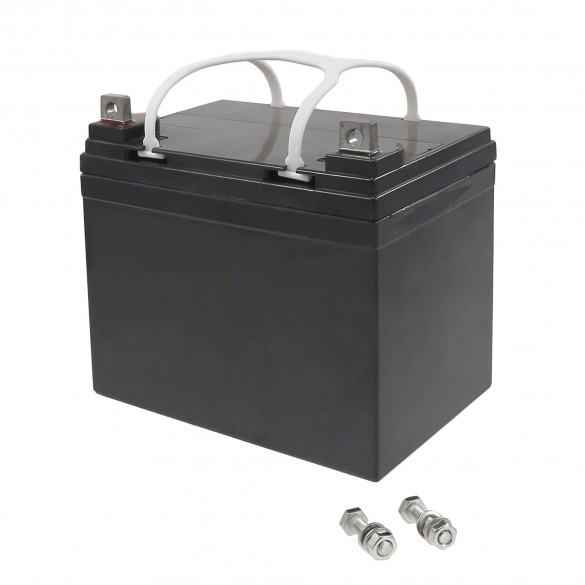 12V, 35Ah SLA/AGM Gate Operator Battery - BATT-12V-35