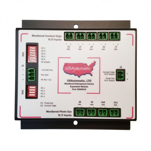 Monitored Entrapment Device Expansion Module - USAutomatic 500015