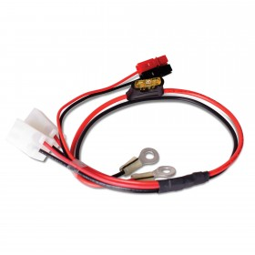 Quick Connect Plug and Go Harness w/20 amp Fuse - 630041