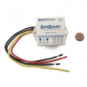 Morningstar SunGuard Charge Controller - USAutomatic 520018