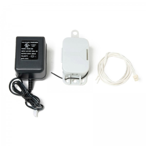 USAutomatic LCR Garage Door Receiver (Includes Transformer and Harness)