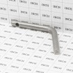 Lockable Quick Release Pin for Patriot Swing Gate Openers - USAutomatic 620010 (Grid Shown For Scale)