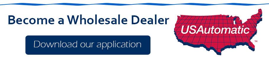 USAutomatic Wholesale Dealer Application